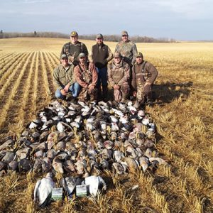 Book a Canada Waterfowl Hunt